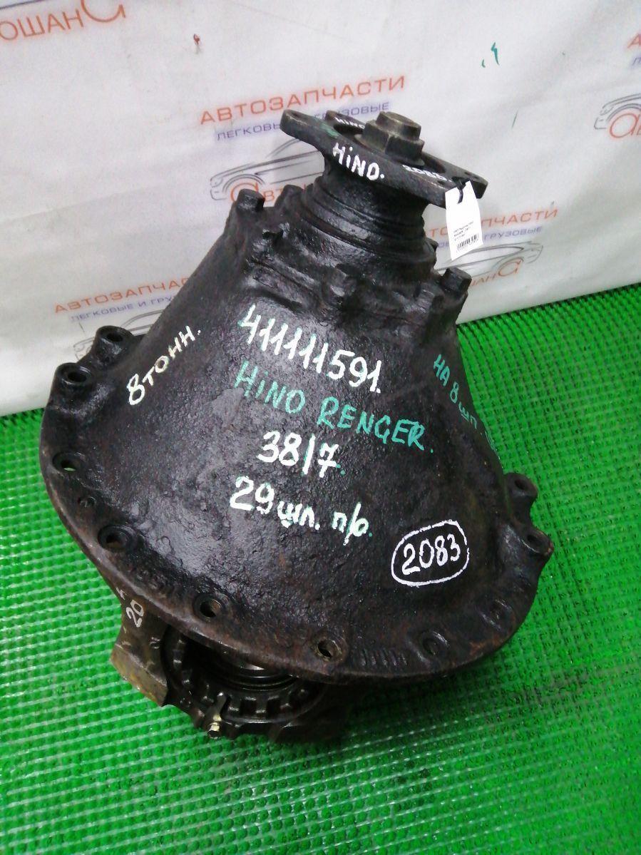 (№-43226) HINO - RANGER